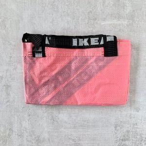 Ikea Pink Frakta Shopping Bag